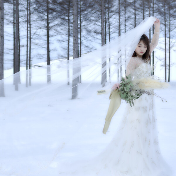 HOKKAIDO WEDDING